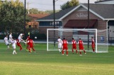 SU men's soccer vs. Catholic on Sept. 27, 2017. Emma Reider photo